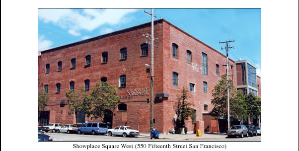 Showplace Sqaure West (550 15th Street, San Francisco)